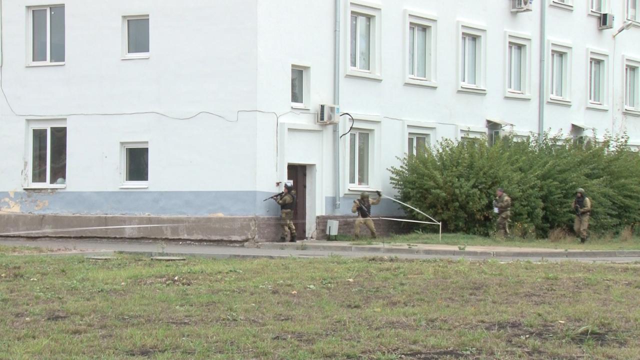 В Нижегородской области на объекте топливно-энергетического комплекса  проведено тактико-специальное учение «Молния – «Новогорьковская ТЭЦ» – 2018»