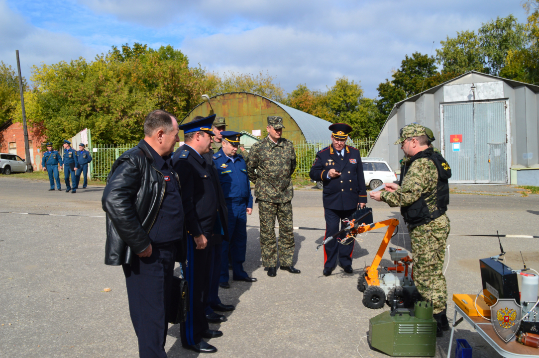 В Дагестане в ходе КТО нейтрализован главарь банды