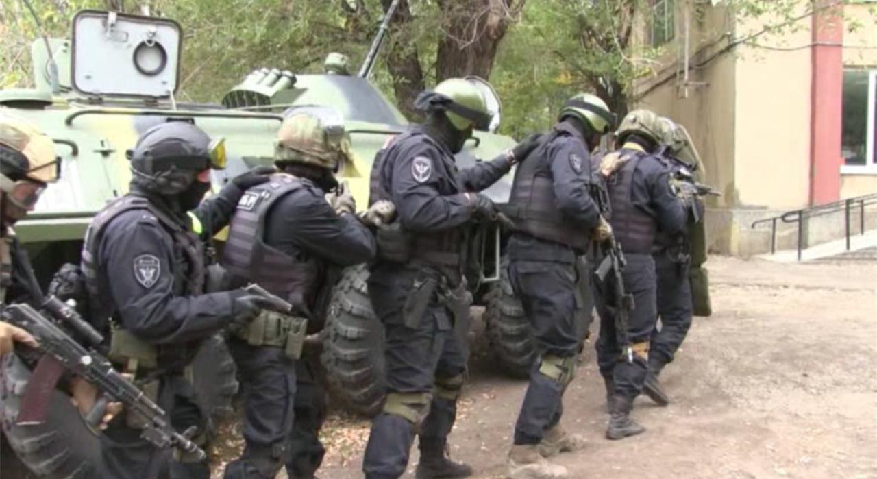 Оперативным штабом в Саратовской области проведены плановые антитеррористические учения