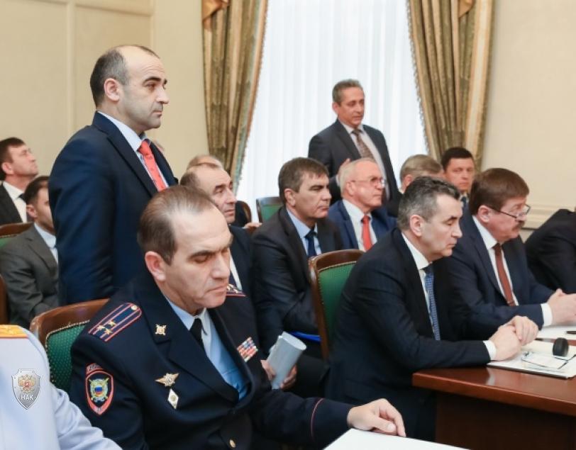 На заседании АТК республики намечен комплекс мер по обеспечению безопасности жителей и гостей республики в зимний туристический сезон
