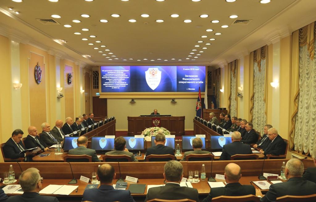 ФОШ подвел итоги борьбы с терроризмом в СКФО
