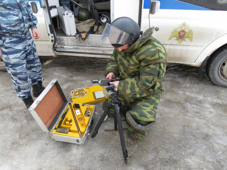 Под руководством оперативного штаба в Удмуртской Республике проведено антитеррористическое учение