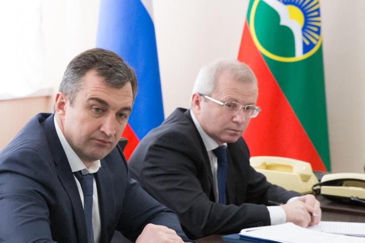 Рашид Темрезов провел совместное заседание АТК и Оперативного штаба