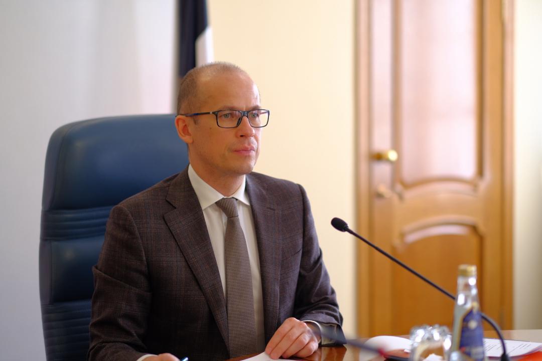 Глава Удмуртской Республики Бречалов А.В.