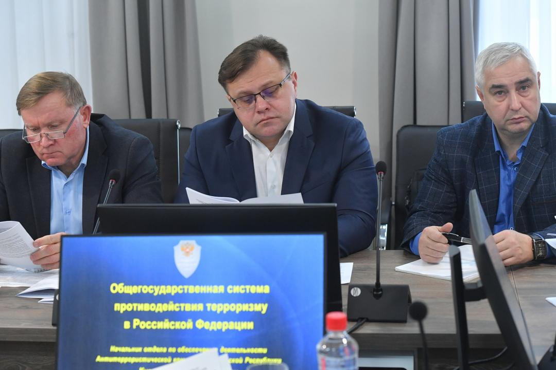 Главы муниципальных образований Удмуртской Республики повысили квалификацию по учебной программе «Организация деятельности муниципальной антитеррористической комиссии. Вопросы противодействия терроризму»