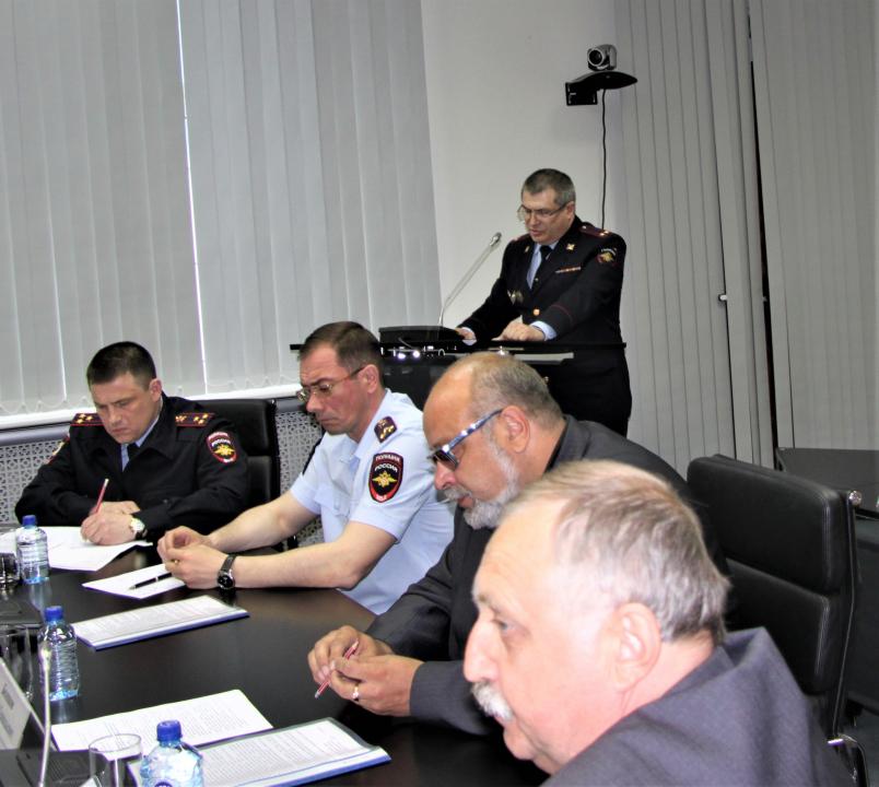 Заседание антитеррористической комиссии провёл Губернатор Чукотского автономного округа