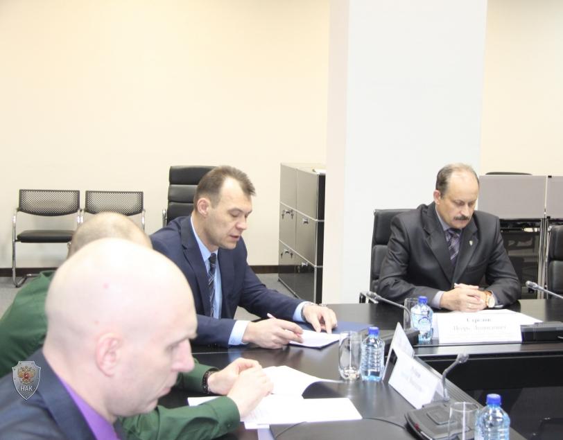 Губернатору рассказали о результатах работы антитеррористической комиссии в Чукотском автономном округе