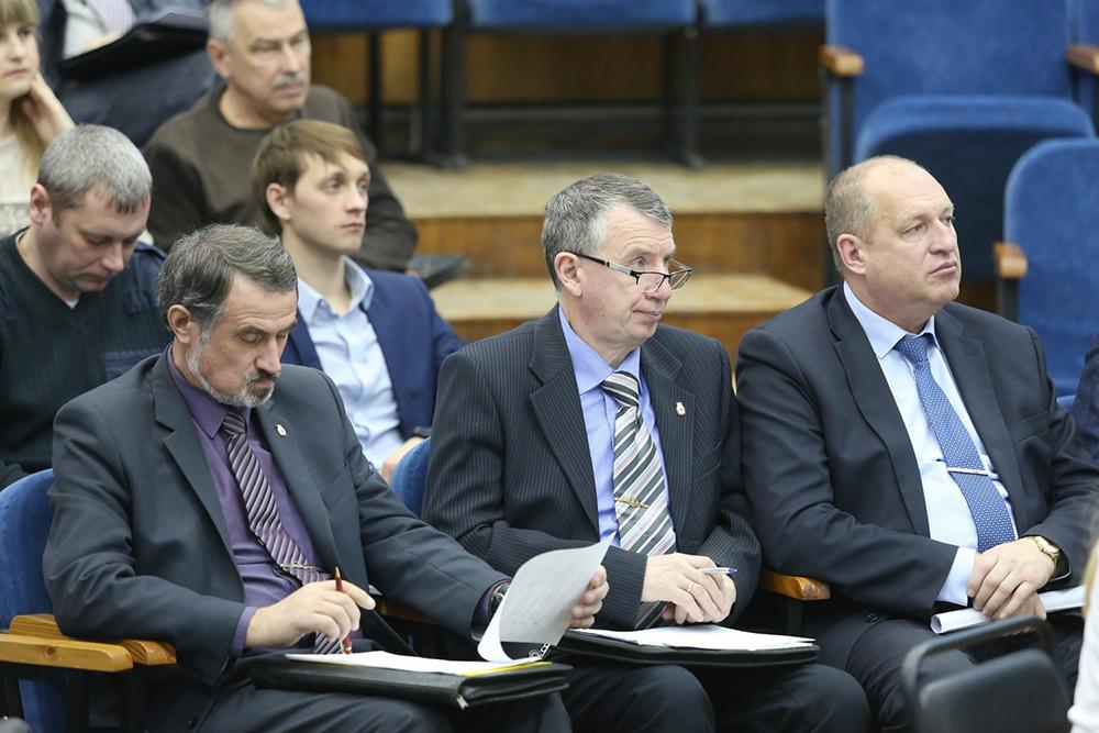Участники сбора