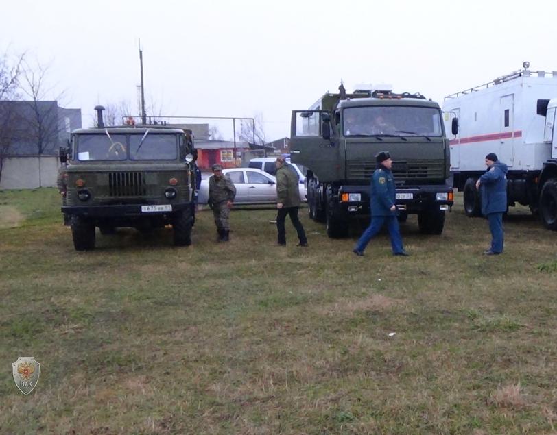 Оперативным штабом в Республике Адыгея проведено командно – штабное антитеррористическое учение