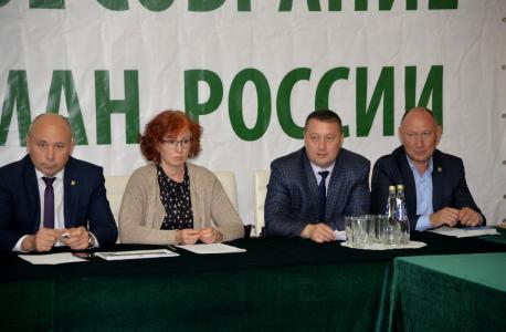 Выступает руководитель аппарата АТК в Чувашской Республике Терёшин Евгений Викторович.