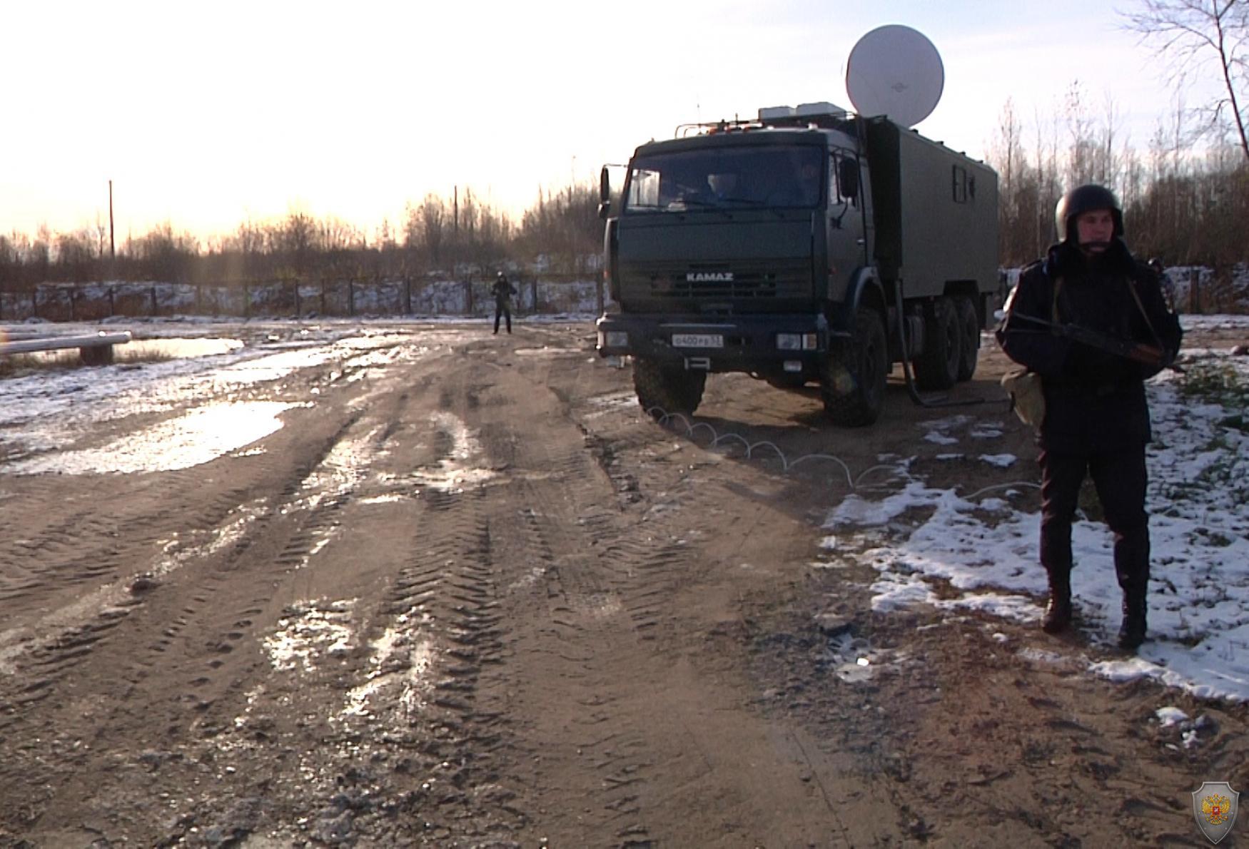 В Новгородской области  проведено командно-штабное учение  «Молния-2018»