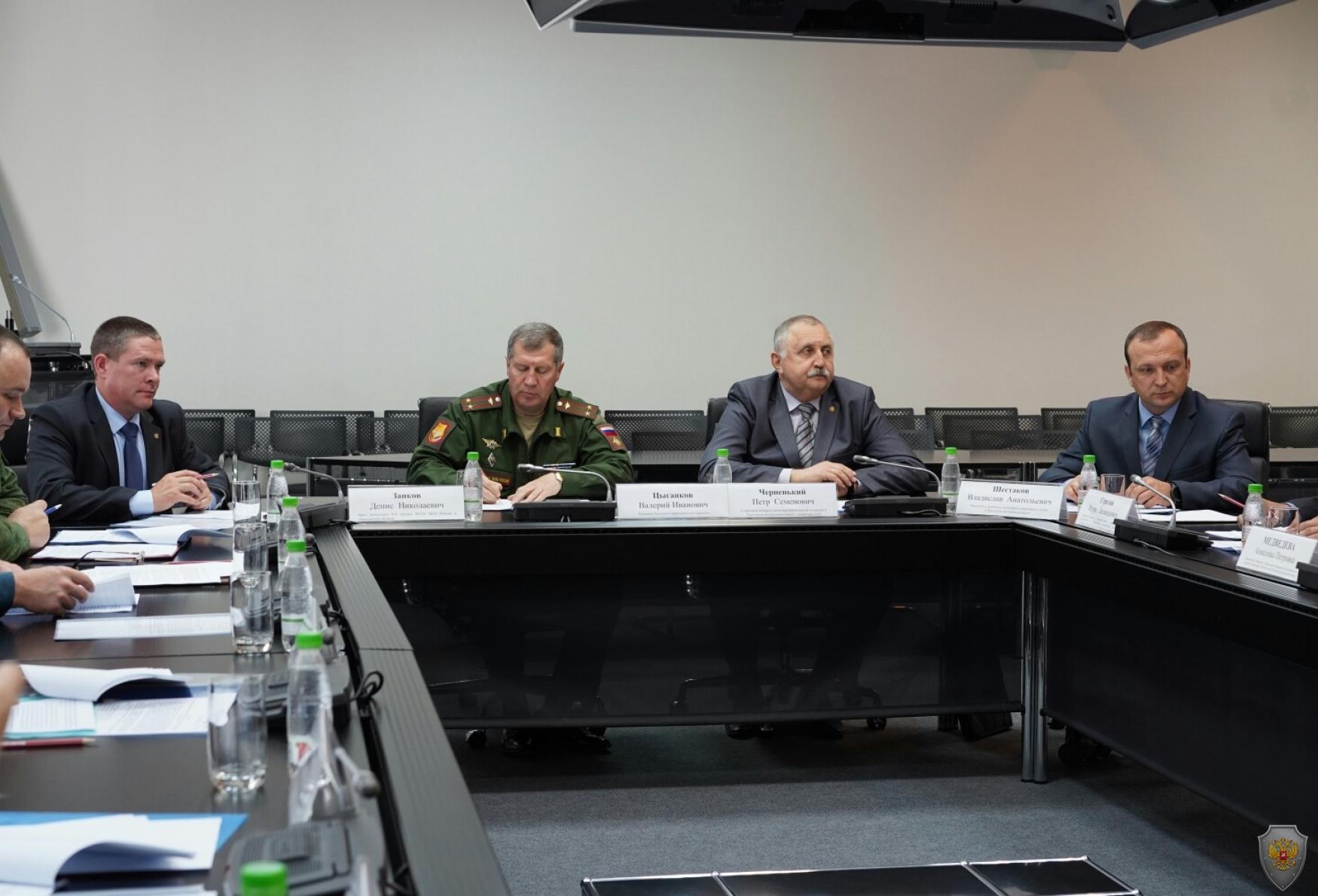 Заседание антитеррористической комиссии и оперативного штаба провёл Губернатор Чукотского автономного округа