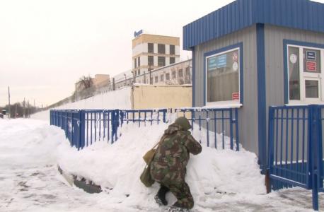 Оперативным штабом в Нижегородской области  проведено  исследовательское командно-штабное учение