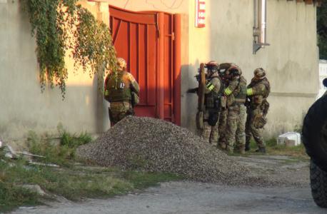 В ходе КТО в Чегеме нейтрализованы двое бандитов, планировавших совершить теракт
