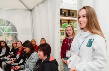В Томске сотрудники полиции обсудили с участниками областного молодежного форума вопросы противодействия распространению идеологии экстремизма и терроризма