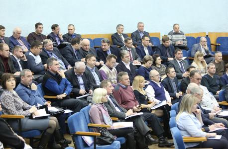Секретари антитеррористических комиссий городских округов и муниципальных районов Нижегородской области